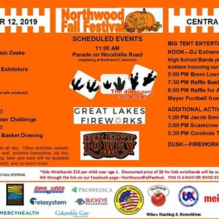 Northwood Fall Fest