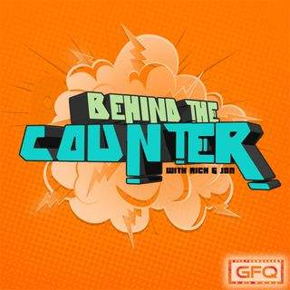 Behind The Counter Comics Ep. 90 – Enter Sandman 12-19-13