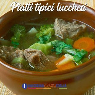 7 - I piatti tipici di Lucca