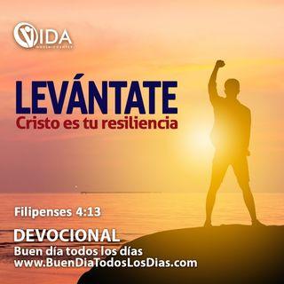 BUEN DÍA - SER RESILIENTES CON CRISTO