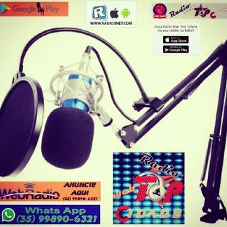 Rádio web Top Cidade Ouro Fino Minas Gerais