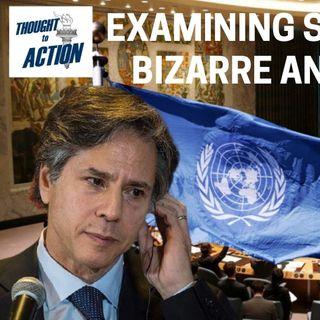 Ep 40 - Deep Dive: Secretary Antony Blinken's Dangerous Invitation to the UN