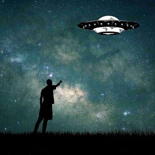 The Top Five Most Shocking UFO Incidents Of All Time! You Won't Believe Some Of These!
