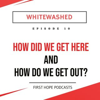 Ep. 10 WHITEWASHED - How Did We Get Here and How Do We Get Out?