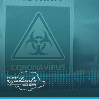 Pequeno Expediente #143: novos recordes e casos disparando - relaxamos e o coronavírus aproveitou