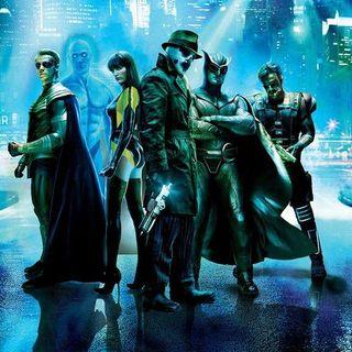 Hero Heads Podcast - Watchmen