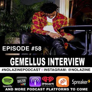 Episode #58 Music Artist GEMELLUS Interview