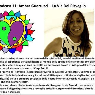 PC11 Ambra Guerrucci - Via del Risveglio