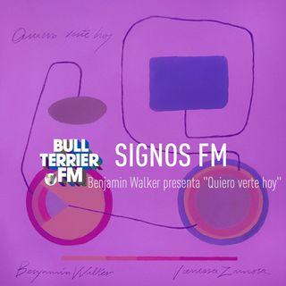 """Benjamin Walker presenta """"Quiero verte hoy"""" - SignosFM"""