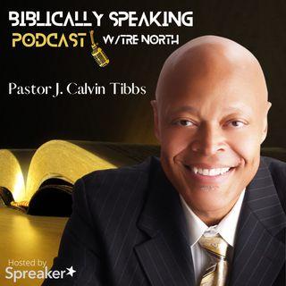 BSP presents Dr. J. Calvin Tibbs