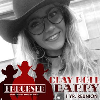 1 Year Reunion: Clay Noel Barry | The Kitchen Sink