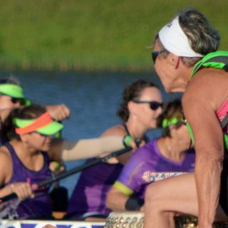 Sarasota Dragon Boat Racing - Stephen Rodriguez