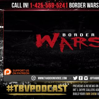🗽Border Wars 6: Fight of The Night Bonus💰Fight Announcement❗️