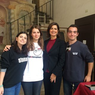#roma Basta Bufale - Laura Boldrini