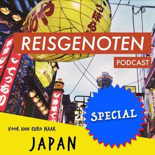 SPECIAL Japan voor duizend euro