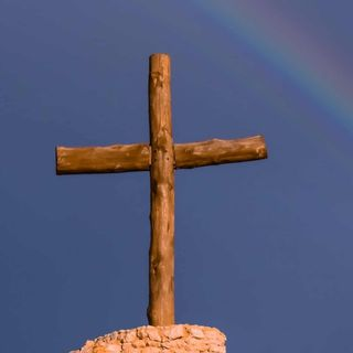 Reflection 187: A Rainbow after the Storm