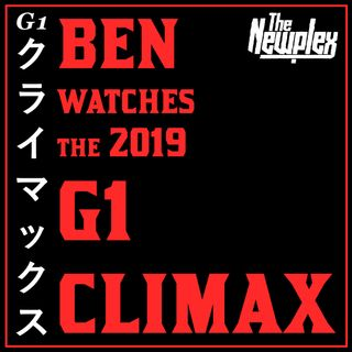 Ben Watches the 2019 G1 Climax: Episode 7