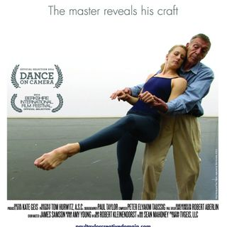 Dance! Paul Taylor: Creative Domain is eye-opener! INTERVIEW