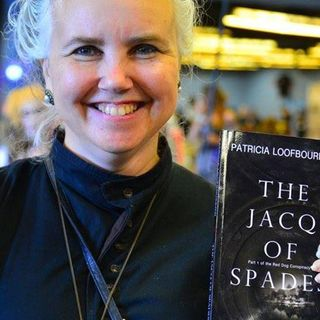 Author Patricia Loofbourrow Pays Us Another Visit