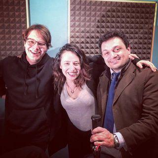 Lia ed il professore con Francesco De Chiara ci parlano di sport