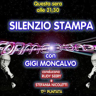 """Forme d'Onda - """"Silenzio Stampa"""" di Gigi Moncalvo - 04/03/2021"""