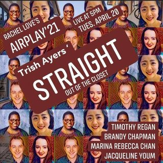 AirPlay21 Presents: Straight Out Of The Closet by Trish Ayers