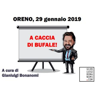 #74 Conferenza sulle fake news a Oreno di Vimercate (MB)