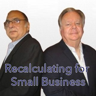 Recalculating For Small Business - Jacquelin Painchaud & Andrea Madho