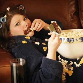 IV°puntata DINAMICAMENTE. CIBO & STRESS, FAME EMOTIVA come smettere di mangiare troppo.