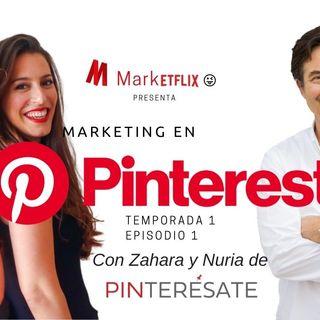 Cómo hacer marketing en Pinterest