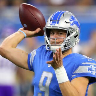 Big Drew's Birthday, High School Football Returns in Michigan, NBA/NHL Bubble Updates, Audiobooks, & Matthew Stafford's MVP Chances