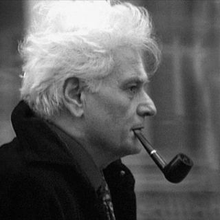 Jacques Derrida. Nada está afuera del texto.