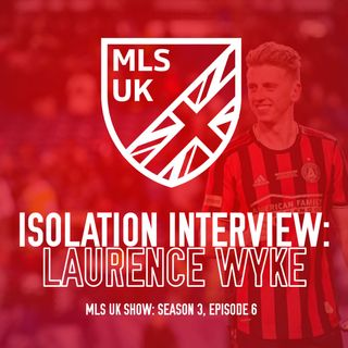 S3 Episode 6: Isolation Interview: Laurence Wyke