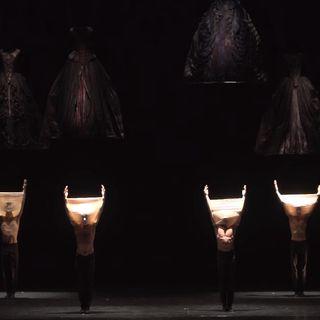 Mi experiencia artística by Sarabande, chor. Jiří Kylián, Bałtycki Teatr Tańca