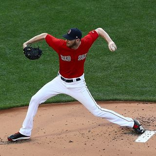 Chris Sale Ready To Return To Red Sox Rotation