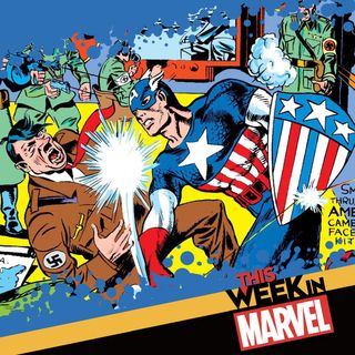 Captain America's 80th & Marvel's M.O.D.O.K.