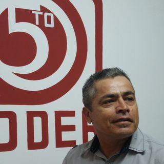 """El 5to Poder-Radio.- La protesta de los """"Cherokeeros"""""""