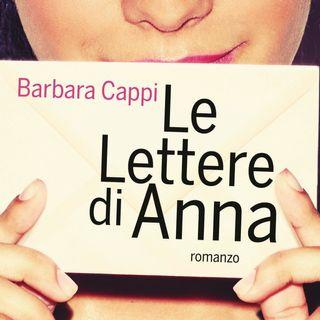 """Barbara Cappi """"Le lettere di Anna"""""""