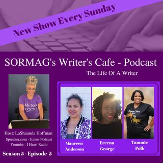 SORMAG's Writer's Cafe Season 5 Episode 5
