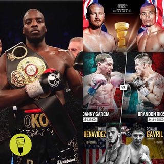 Okolie Interviw & Groves V Eubank Jr preview.