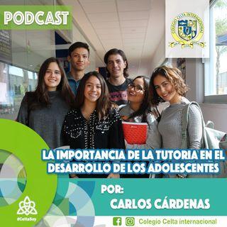 Podcast 20 La importancia de la tutoría en el desarrollo de los adolescentes