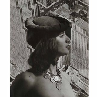 Erwin Blumenfeld, Fotograf (Todestag 04.07.1969)