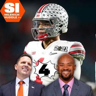 HU #671: Rumor | Broncos Call Falcons on No. 4 Overall Pick