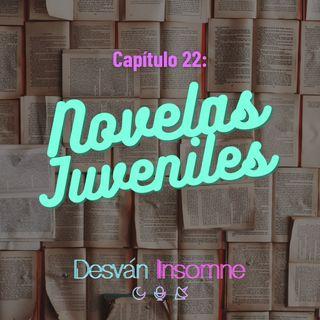Capítulo 22: Novelas Juveniles y Ficción Adulta