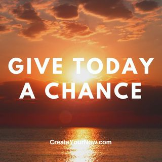 2421 Give Today A Chance