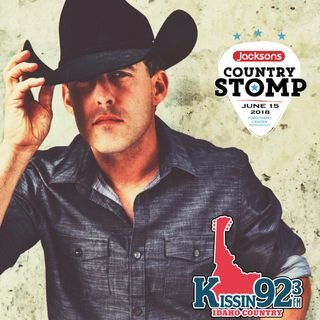 Aaron Watson - 2018 Jacksons Country Stomp Announcement