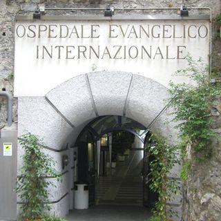 Accoglienza per i corridoi Umanitari all'Ospedale Evangelico di Genova