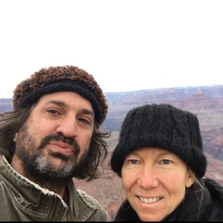 Big Blend Radio: Artists Julie and Matthew Chase-Daniel