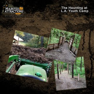 The Haunting at L.A. Youth camp in St. Clairsville, OH