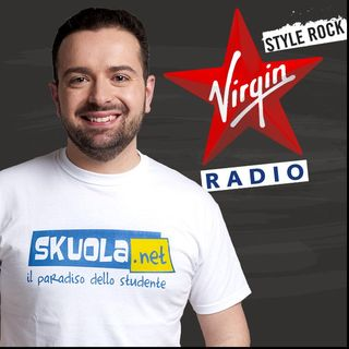 Skuola.net su Virgin Radio